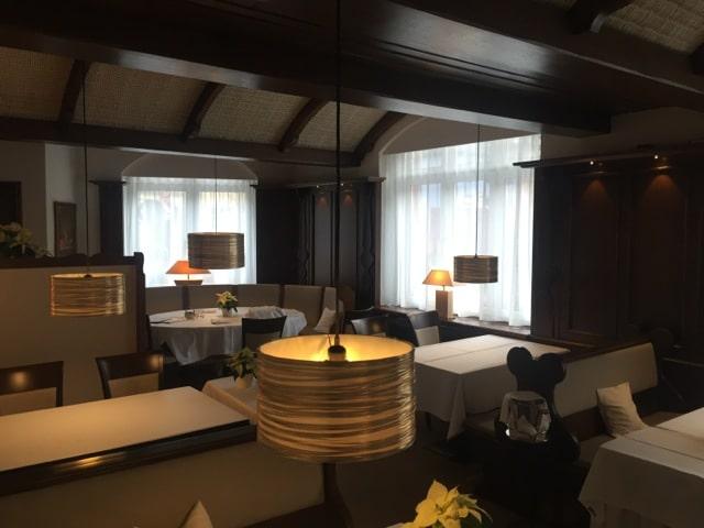 Referenzobjekt Gastronomiebeleuchtung von Lichtblick