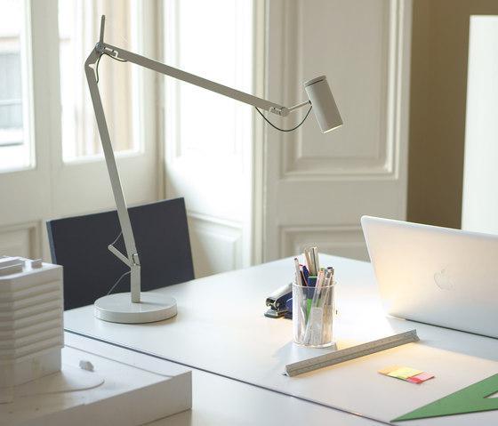 Büro-Tischleuchte mit Lampe von Lichtraum Freiburg