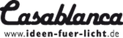 Casablancaleuchten im Showroom in Freiburg