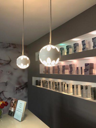 Deckenlampen Praxis Lichtraum Freiburg