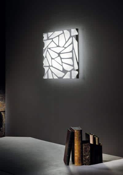 Leuchte aus Freiburg für die Wand - Lichtraum