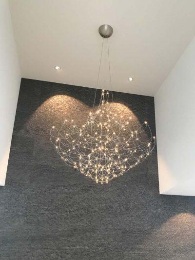 Moderner Kronleuchter für exklusives Licht und Ambiente