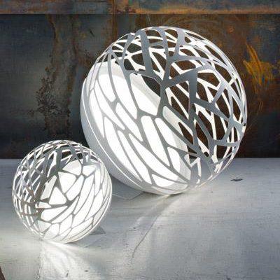 Einrichtungsbeispiele Mit Leuchten Designer Lampen Raum