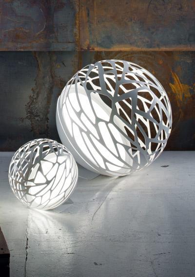 Kugel-Designerlampen bei Lichtraum in Freiburg