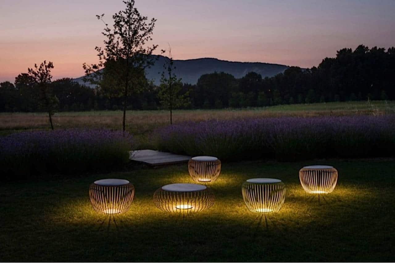 Gartenbeleuchtung Lichtraum Freiburg