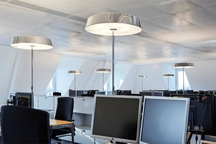 Lichtraum Freiburg - Office Beleuchtung