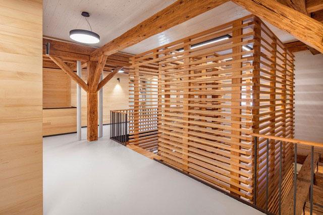 Das Kloster Kirchberg profitiert von professioneller Lichtplanung