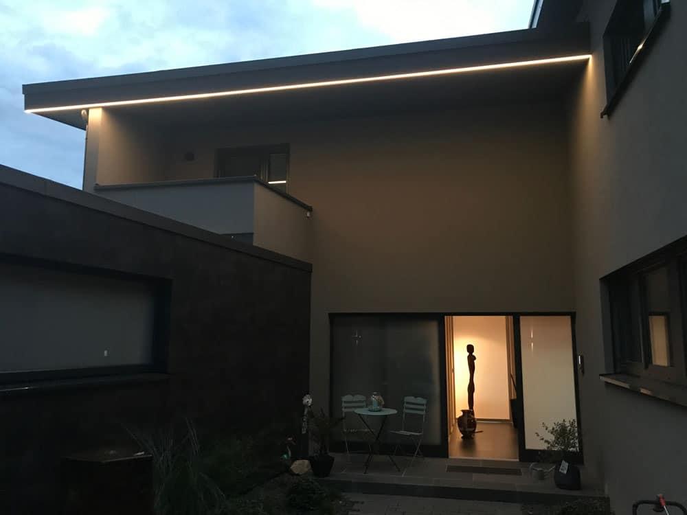 Lichtleiste – für ein dezentes und dennoch helles Licht