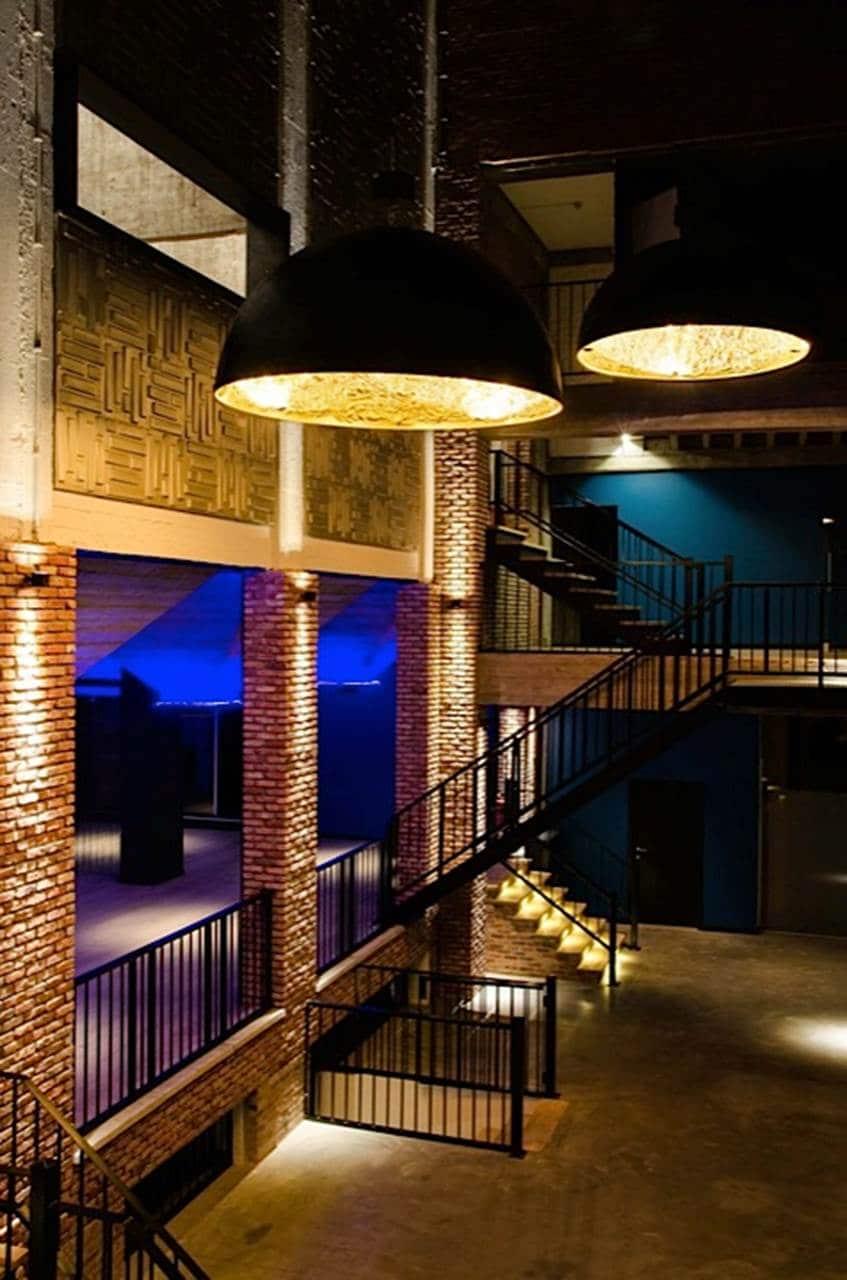 Deckenlampen im Loft - Lichtplanung Freiburg