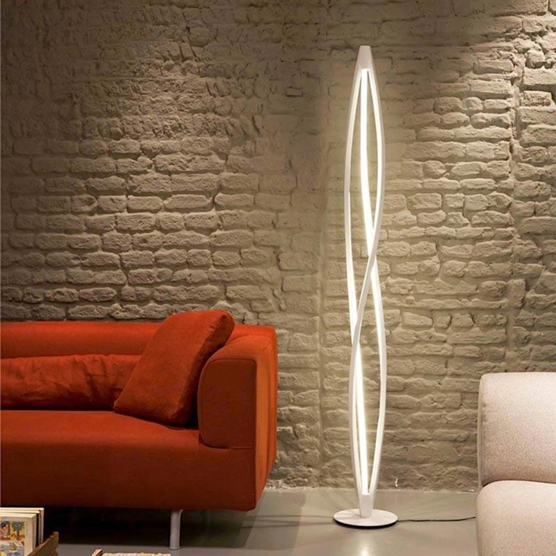 Moderne Design Stehleuchte in Freiburg bei Lichtraum