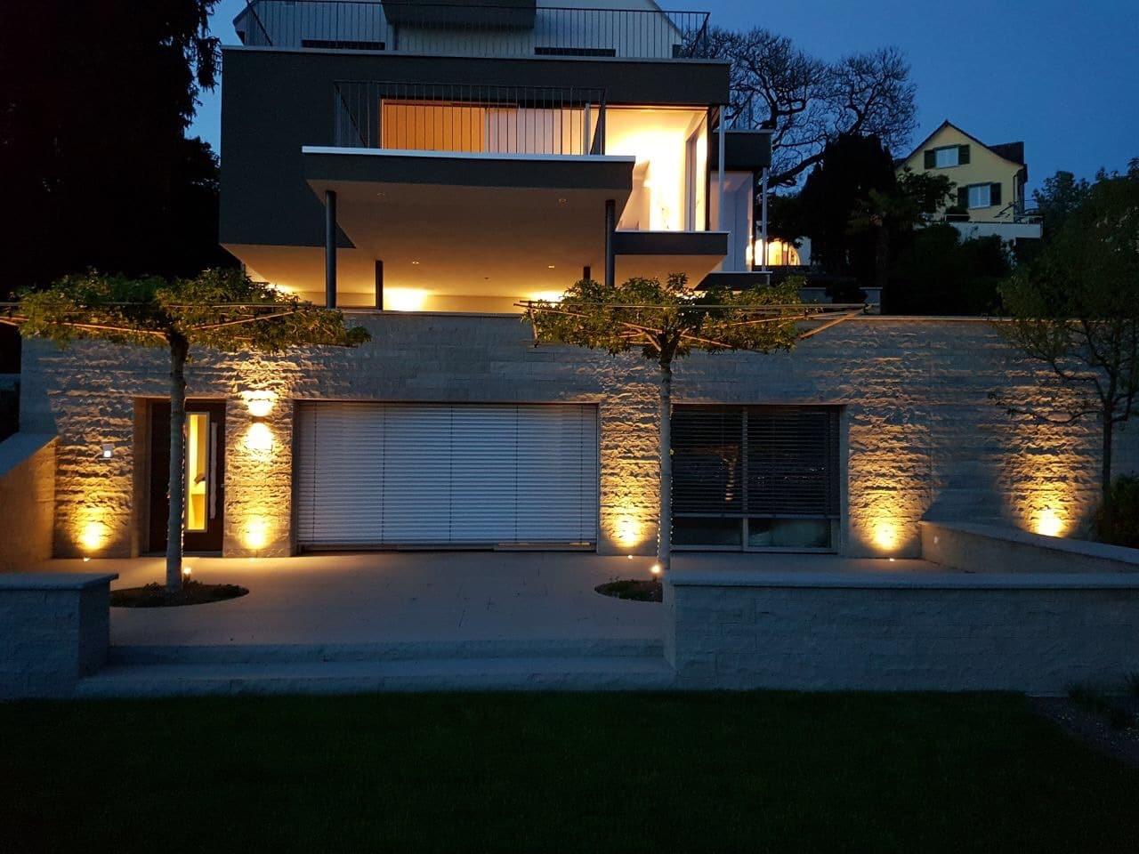 Stimmungsvolle Lichtgestaltung: Lichtplanung Freiburg