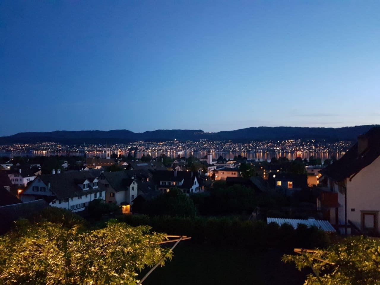 Außenbeleuchtung Zürich – Lichtraum