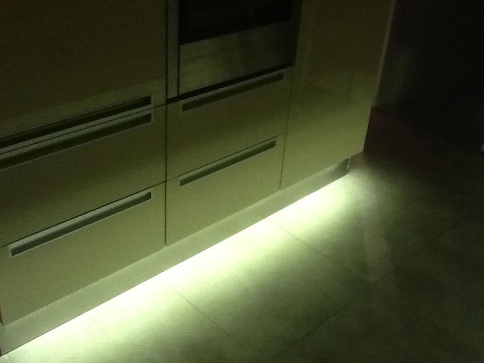 Auch im Dunkeln den Weg durchs Haus finden