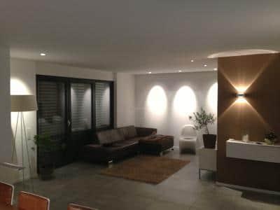 Referenz Privathaus Innenbeleuchtung Wohnzimmer