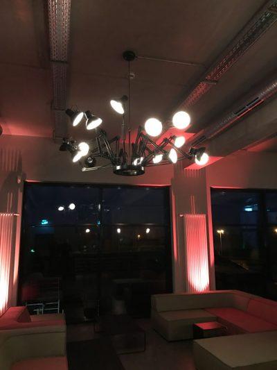 Licht für eine entspannte Atmosphäre in der Brauerei