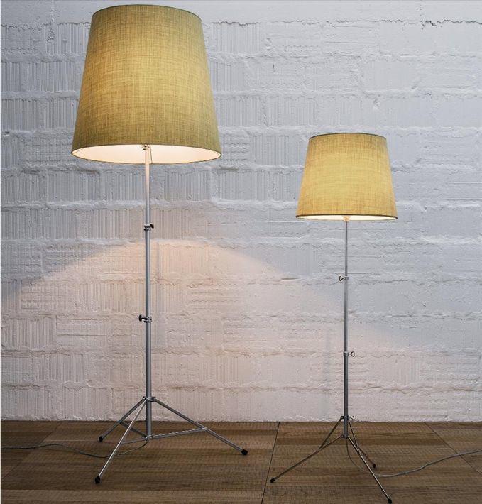 Varianten einer Stehlampe